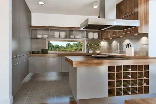 kitchen storage space